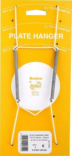 Basic Plate Hanging Wire - 5 1/2